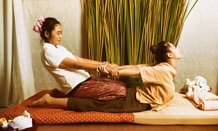 Masaż tajski józefów