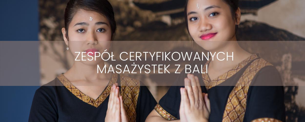Masażystki z Bali Józefów